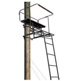 Big Dog Big Bud 2 Man Ladder Stand 18'
