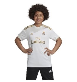 adidas Real Madrid Home Jersey 19/20 YOUTH