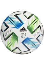 adidas MLS '20 MINI BALL WHT/BLU/GRN