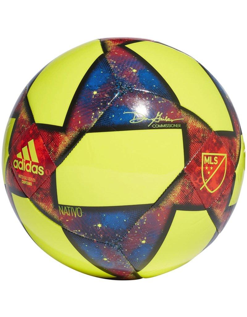 adidas MLS '19 CAPITANO YEL/RED/BLU