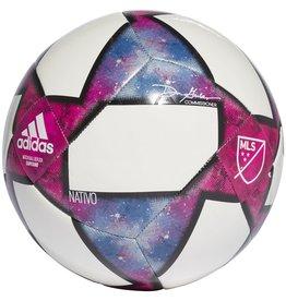 adidas MLS '19 CAPITANO WHT/BLU/PNK