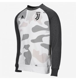 adidas Juventus Youth Crewneck Sweatashirt 19/20