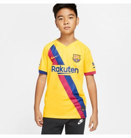 Nike Barcelona Youth Away Jersey 19/20