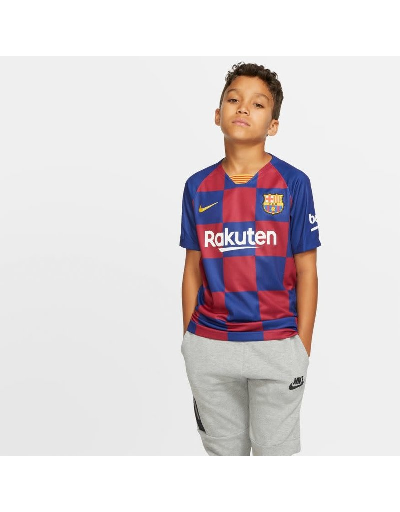 Nike Barcelona Youth Home Jersey 19/20
