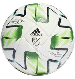 adidas MLS '20 COMP NFHS WHT/GRN 5