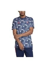 adidas TANGO AOP JSY NVY/WHT