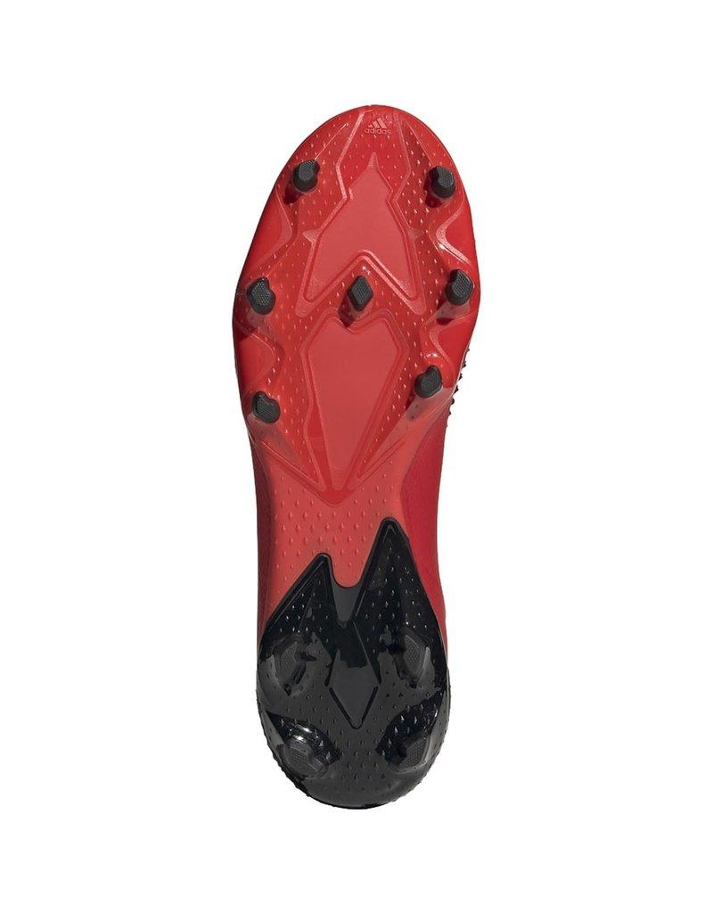 adidas PREDATOR 20.2 FG RED/BLK