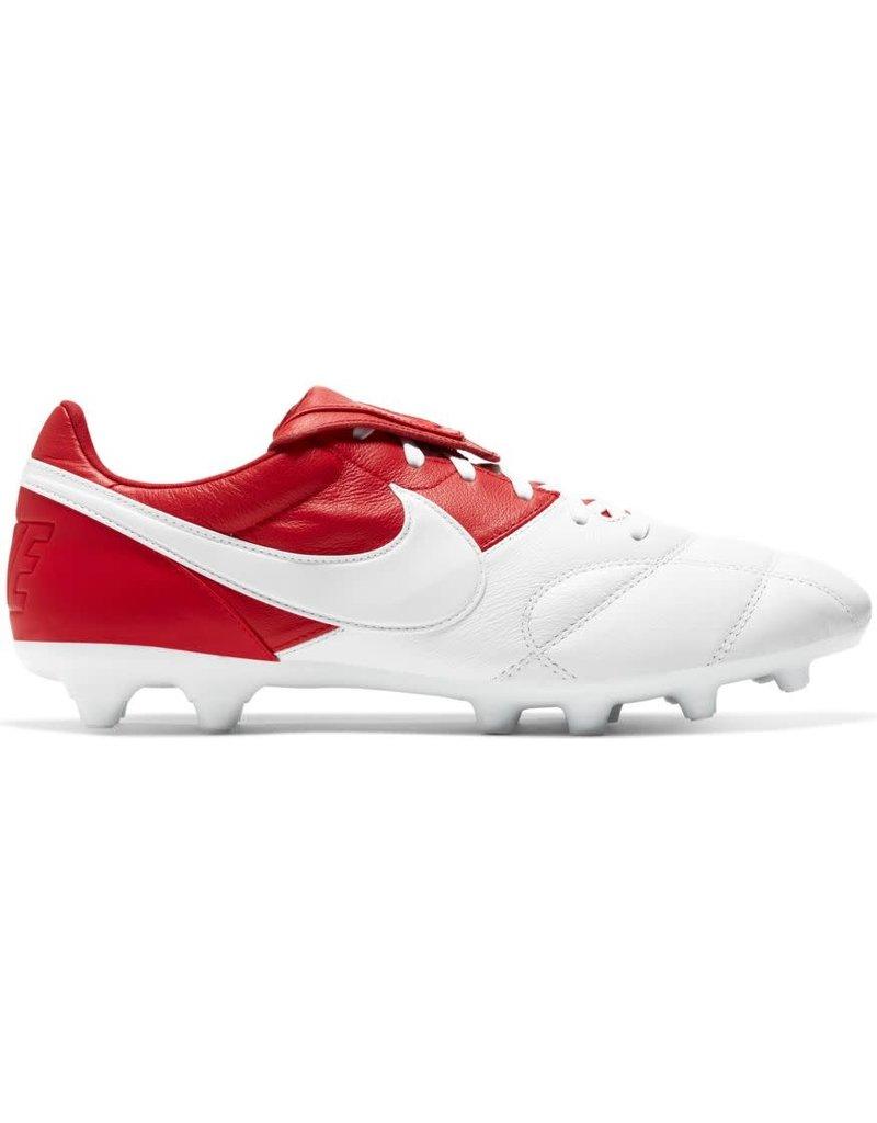 Nike Nike Premier II FG WHT/RED