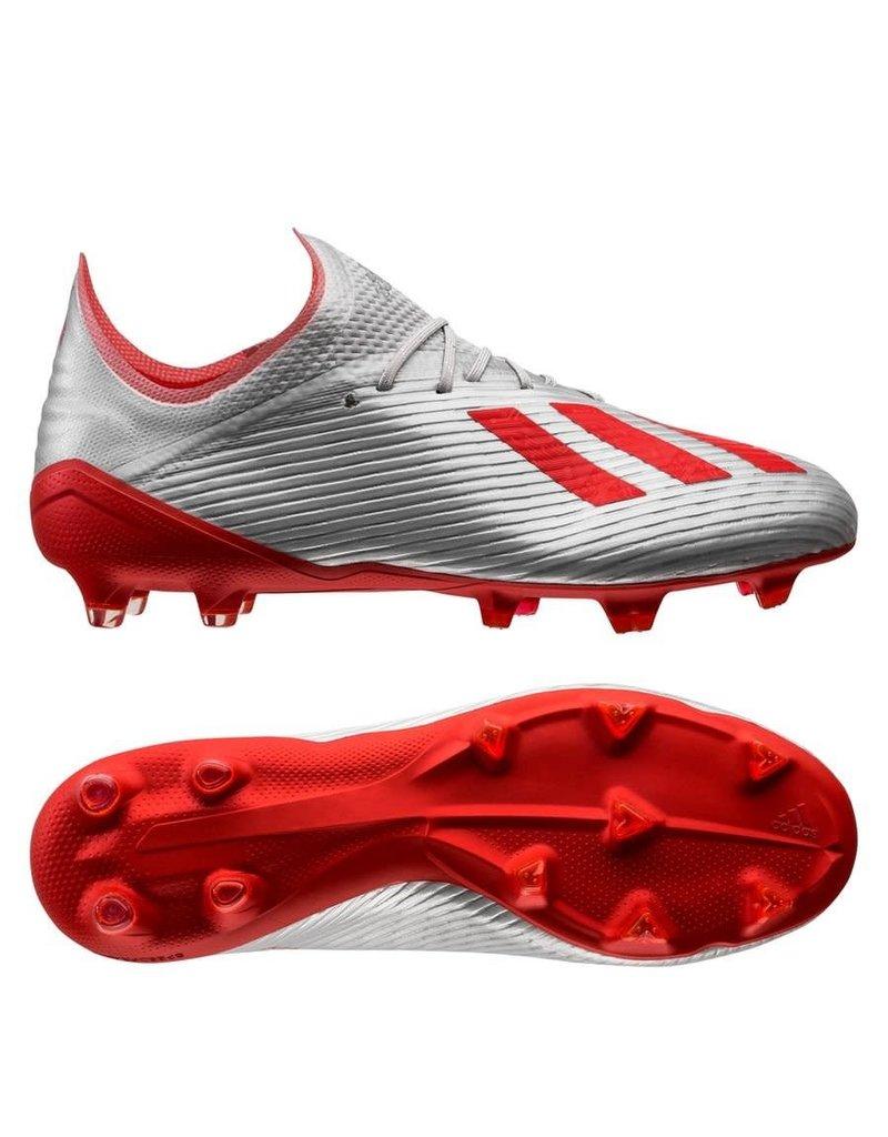 adidas adidas X 19.1 FG SIL/RED