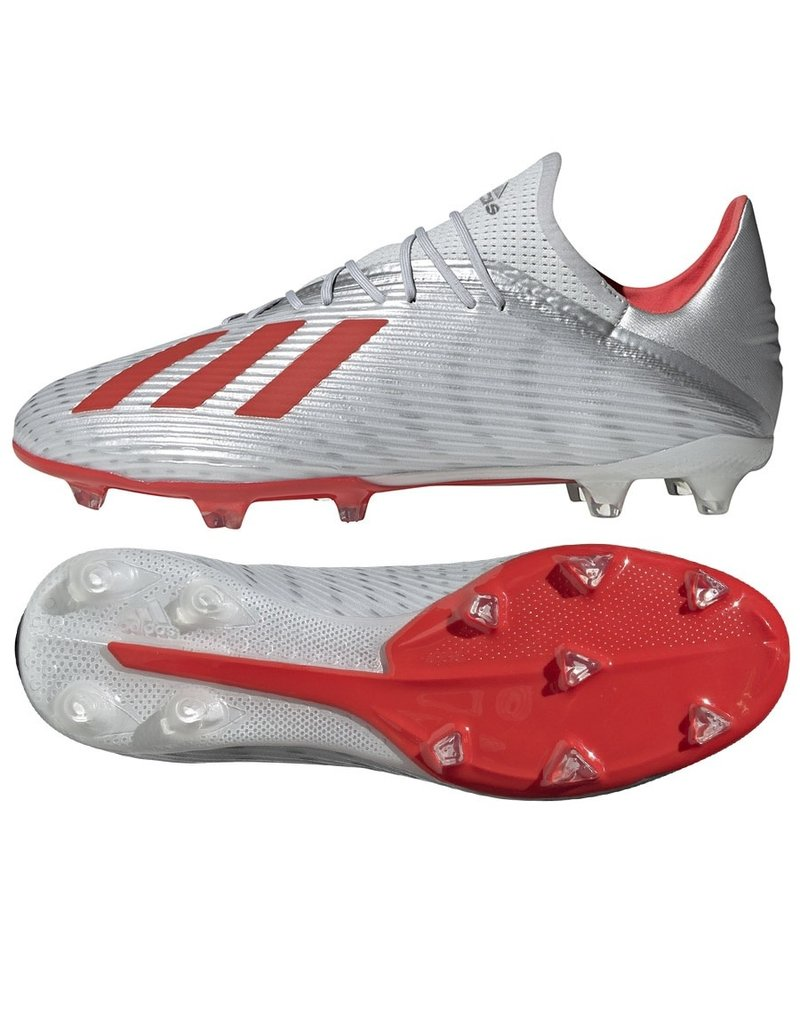 adidas adidas X 19.2 FG SIL/RED
