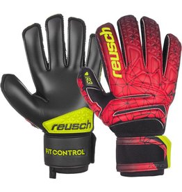 Reusch Reusch R3 Finger Support Blk/Red