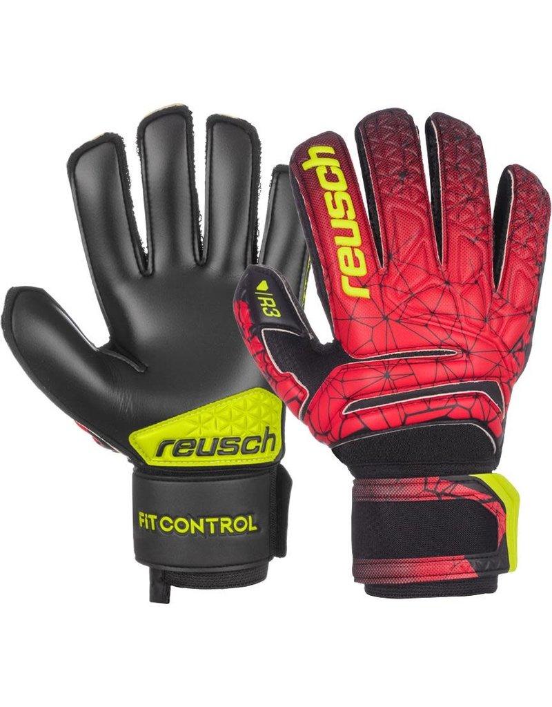 Reusch Reusch R3 Finger Support Blk/Red