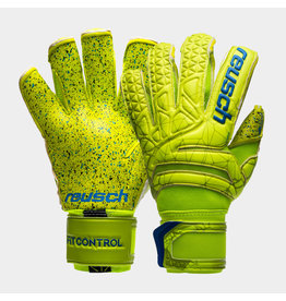 Reusch Reusch Fit Control G3 Fusion Evo Finger Support Yellow/Lime