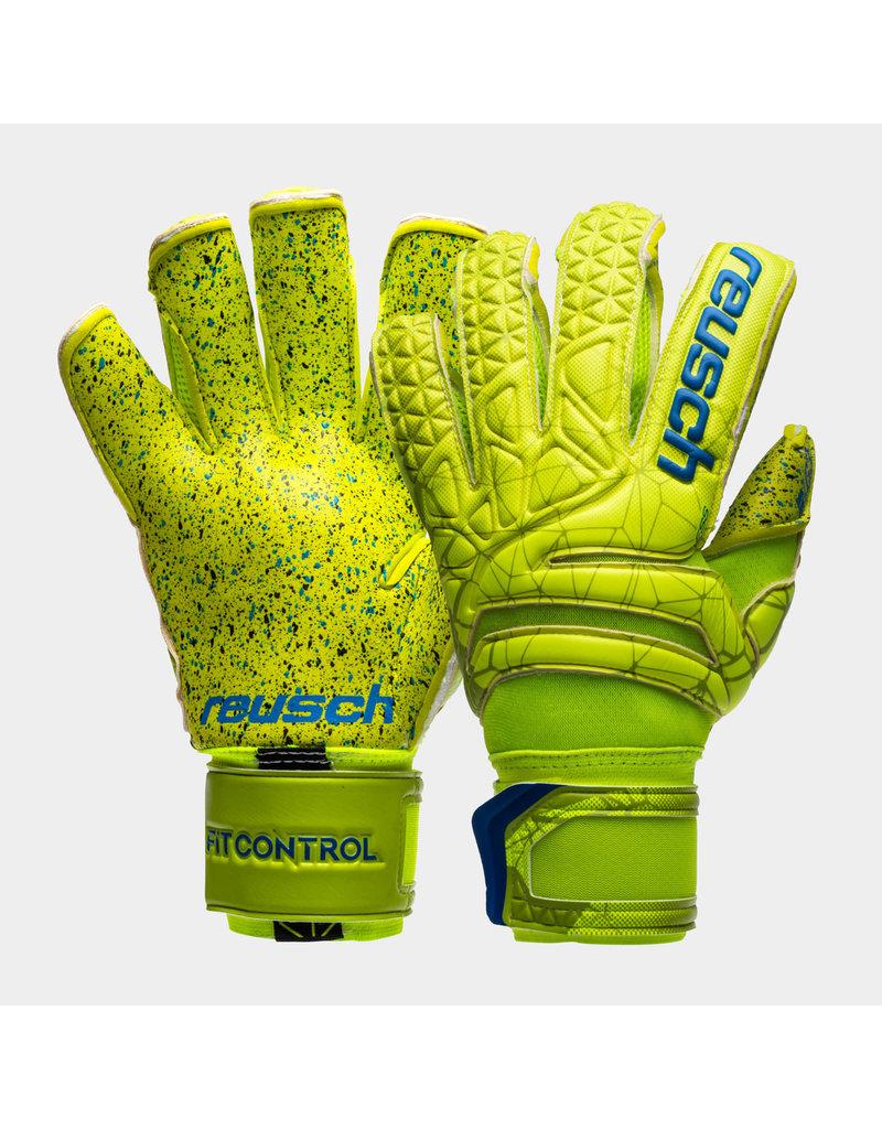 Reusch Reusch Fit Control G3 Fusion Evo Finger Support Yellow/Lime