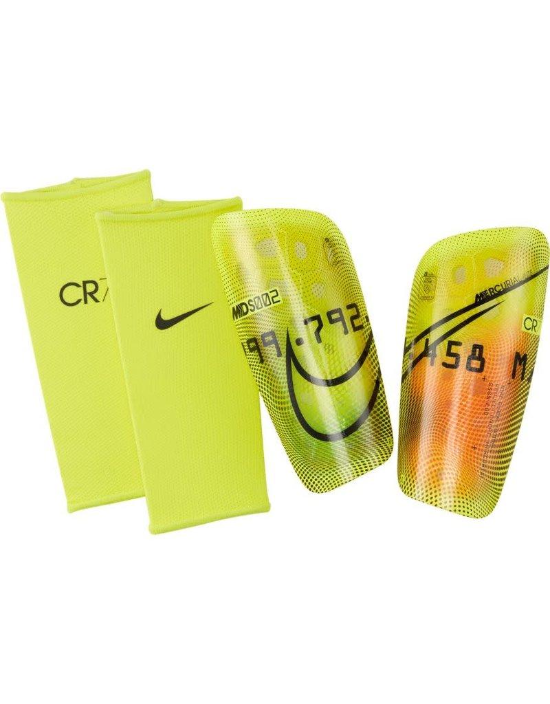 Nike Nike CR7 Mercurial Lite Shin Guard YEL/ORG