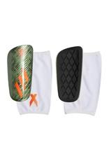 adidas adidas X Pro Shin Guard GRN/ORG