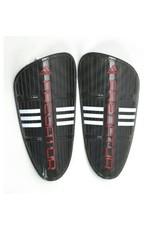 adidas adidas Predator Pro Moldable Shin Guard BLK/RED