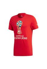 adidas adidas mens WORLD CUP TEE RUSSIA 2018