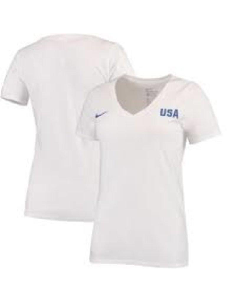 Nike nike womens USA SPIRIT T-shirt