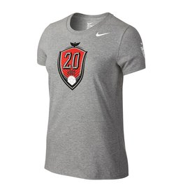 Nike nike womens USA ABBY WAMBACH HERO TEE