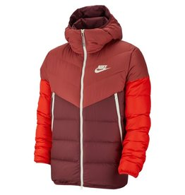 Nike Nike Sportswear Windrunner Down Jacket Red