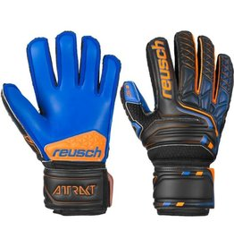 Reusch Reusch Attrakt SG Extra Finger Support BLACK