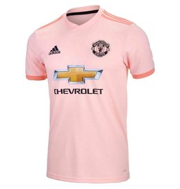 adidas adidas YOUTH MANCHESTER UNITED AWAY JERSEY 2018/19