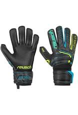 Reusch Reusch Attrakt RG Finger Support BLK/YEL/BLU