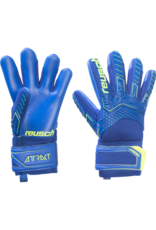 Reusch Reusch Attrakt Freegel S1 Finger Support Junior BLU/YEL