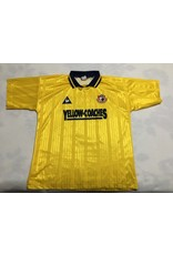 Le Coq Sportif AFC Bournmouth Le Coq Sportiff Jersey Yellow Men's XXL