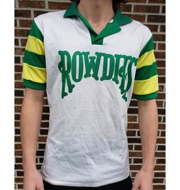 ADMIRAL TAMPA BAY ROWDIES NASL Admiral Jersey White/Green Youth M, Men's S & M