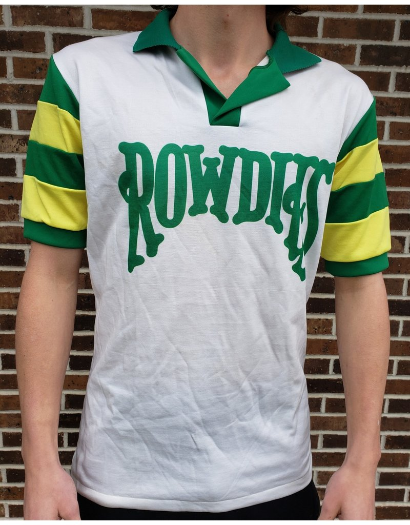 ADMIRAL ADMIRAL TAMPA B, MAY ROWDIES JERSEY WHITE/GREEN, Men's Small