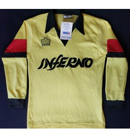 ADMIRAL PHOENIX INFERNO MISL Admiral Jersey Yellow/Red/Black Size Small