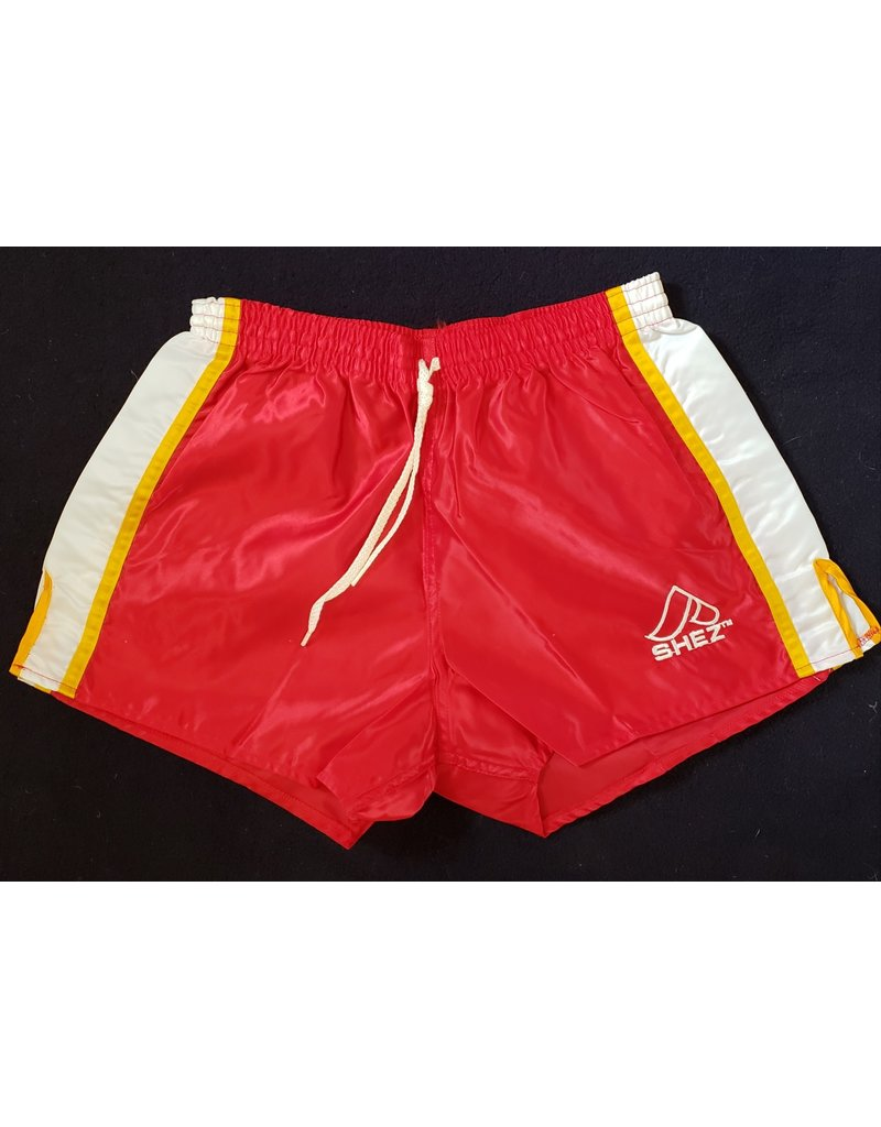 Shez Baltimore Blast MISL Shez Shorts Red/Yellow/White