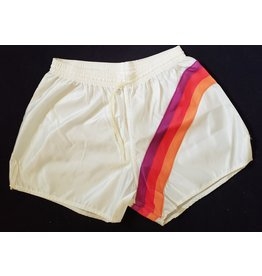 Shez Kansas City Comets MISL Shez Shorts White