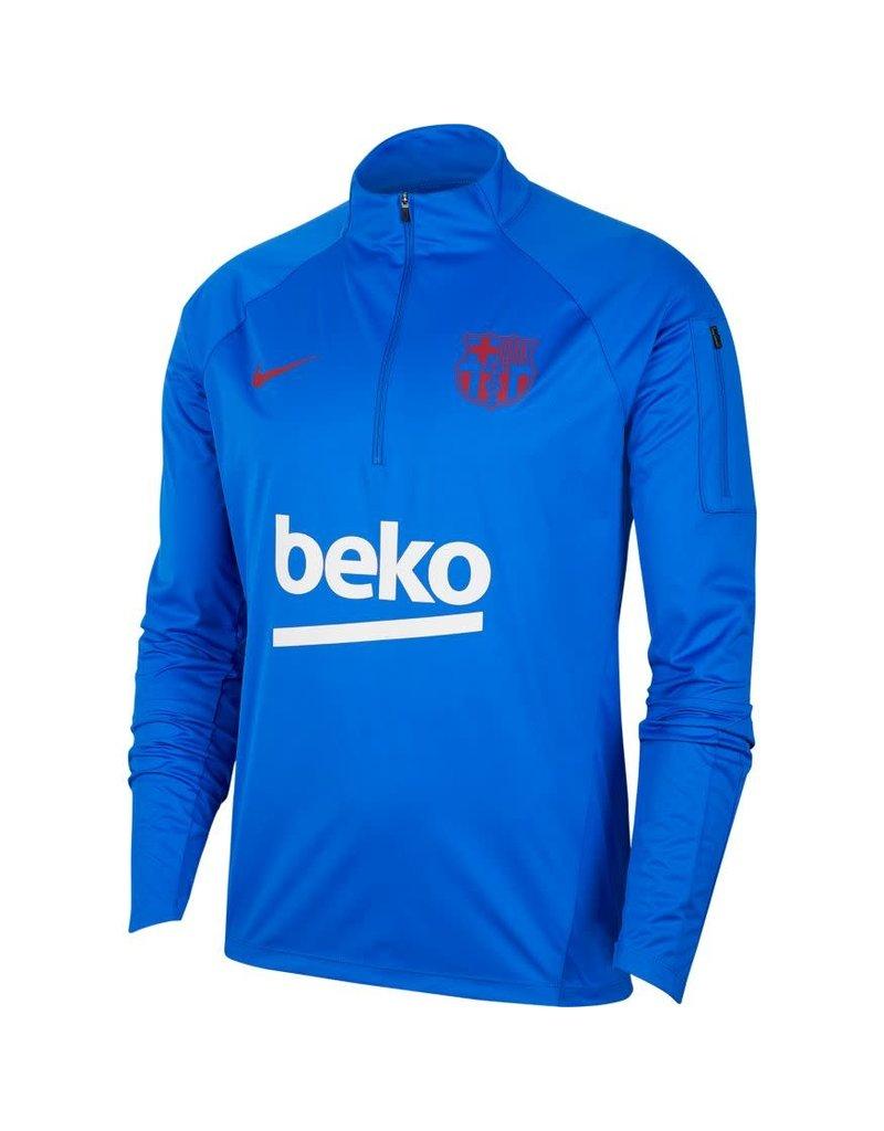 Nike Barcelona Zip Drill Top 19/20