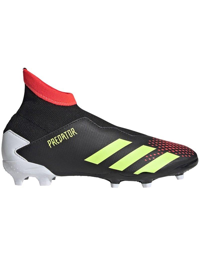 adidas adidas Predator 20.3 LL FG J Black/Red/Green