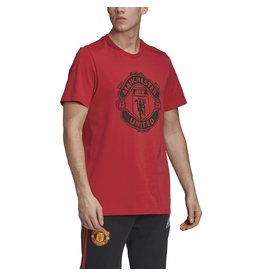 adidas adidas Men's Manchester United DNA Graphic Tee