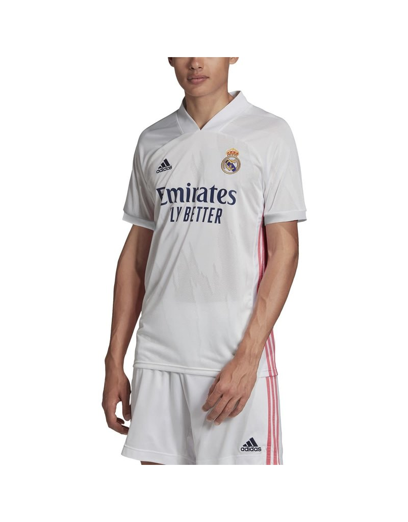 adidas adidas Men's Real Madrid Home Jersey 20/21