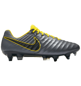 Nike Tiempo Legend 7 Elite SG-PRO Grey/Yellow 10.5