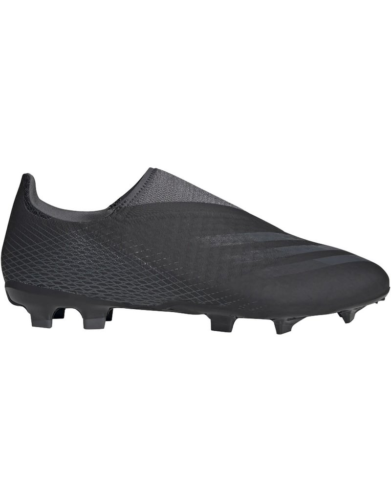 adidas adidas Ghosted X .3 LaceLess FG Black