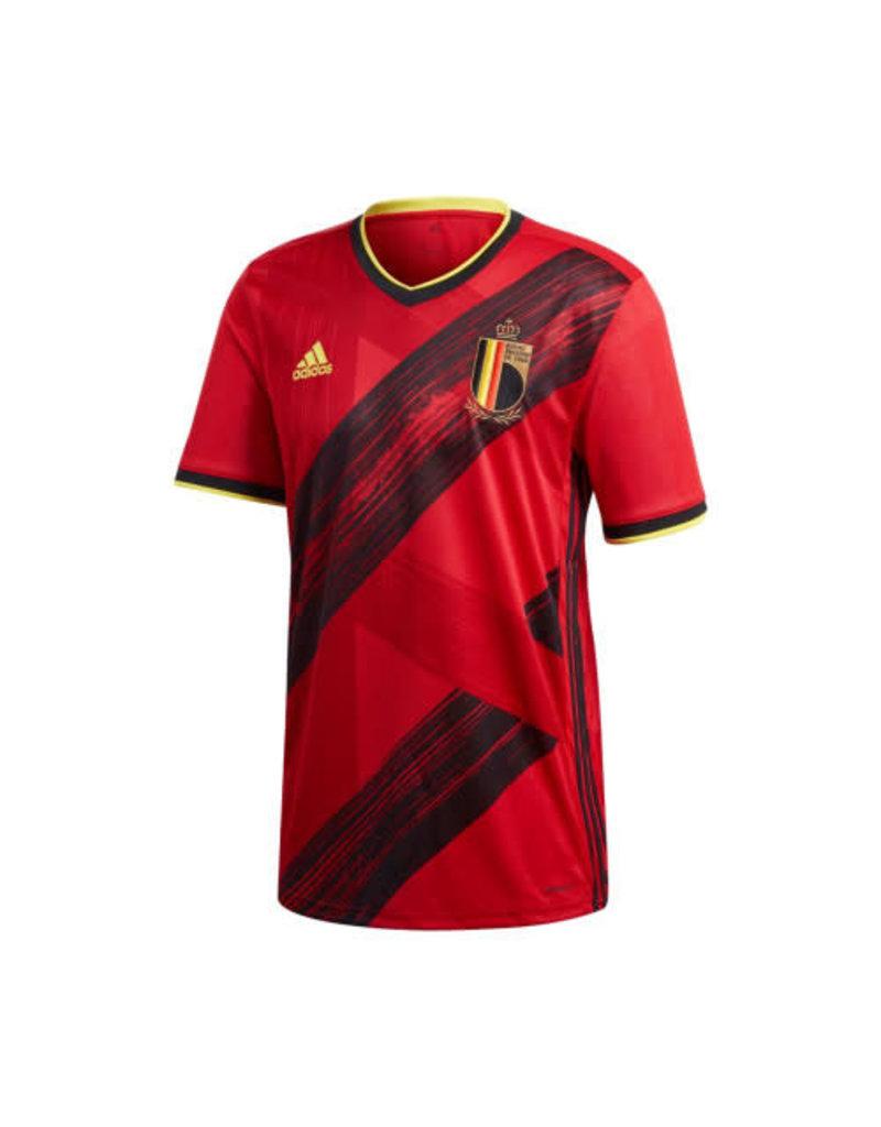adidas Belgium Youth Home Jersey 2020