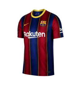 Nike FC Barcelona Youth Home Jersey 20/21