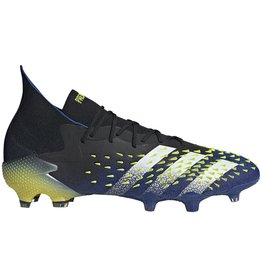 adidas adidas Predator Freak .1 FG Black/White/Yellow
