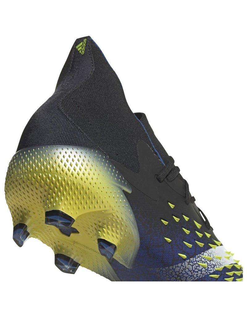 adidas adidas Predator Freak .1 FG Black/White/Yellow