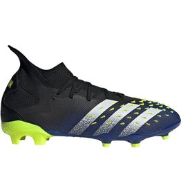 adidas Predator Freak .2 FG Black/White/Yellow