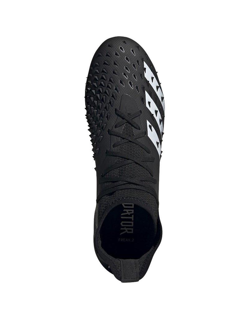 adidas adidas Predator Freak .2 FG Black/White