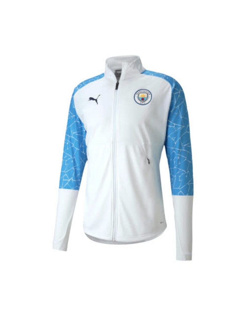 PUMA Manchester City Stadium Jacket 20/21