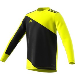 adidas Squadra 21 Youth Goalkeeper Jersey Yellow