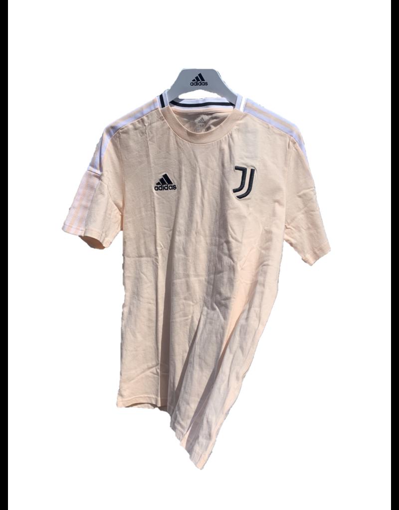 adidas Juventus Tee Pink Tint